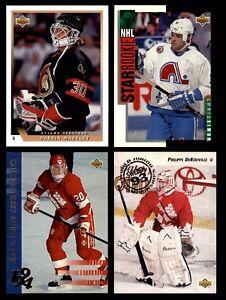 1993-94-Upper-Deck-RC-LOT-x1-Hockey-U-Pick
