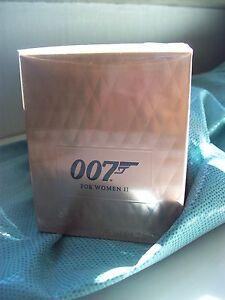007 FOR WOMEN II 2 - 75 ml EAU DE PARFUM Natural Spray in OVP - Bei mir zuhause, Deutschland - 007 FOR WOMEN II 2 - 75 ml EAU DE PARFUM Natural Spray in OVP - Bei mir zuhause, Deutschland