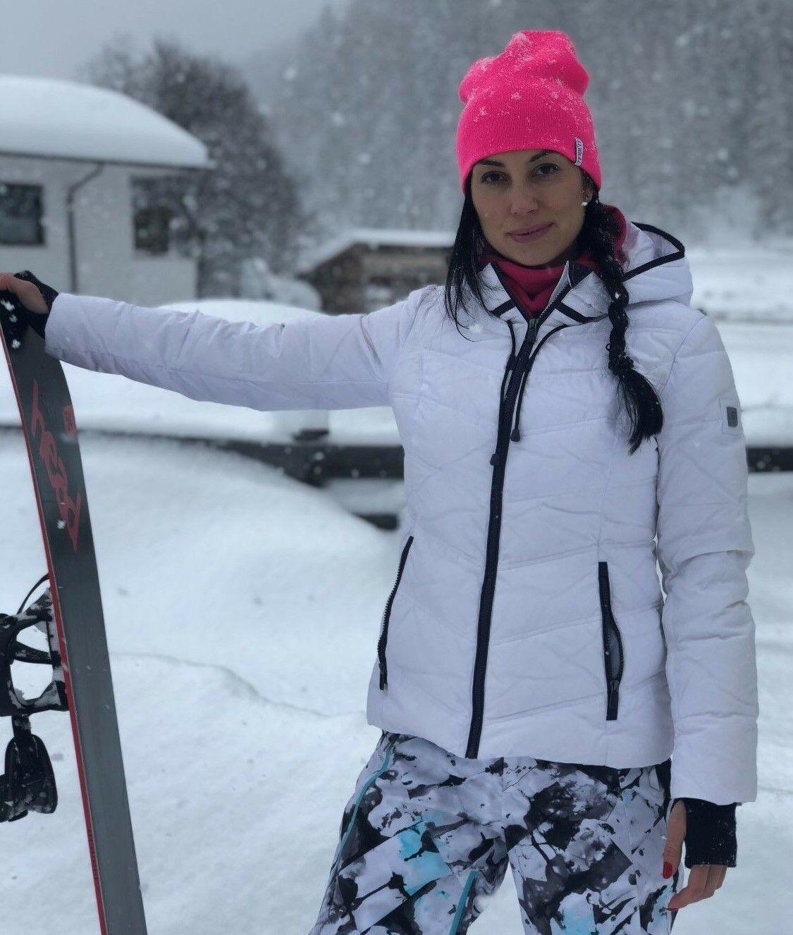 Skijacke Skijacke Skijacke Damen Winterjacke Daunenjacke  Snowimage  Gr.S-2XL d4b2c6