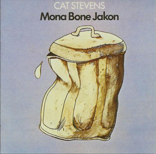 1 von 1 - Cat Stevens -  Mona Bone Jakon ISLAND CD (042284235129)