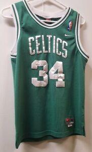 Image is loading Nike-NBA-Boston-Celtics-Paul-Pierce-34-Green- 44c0a27dd