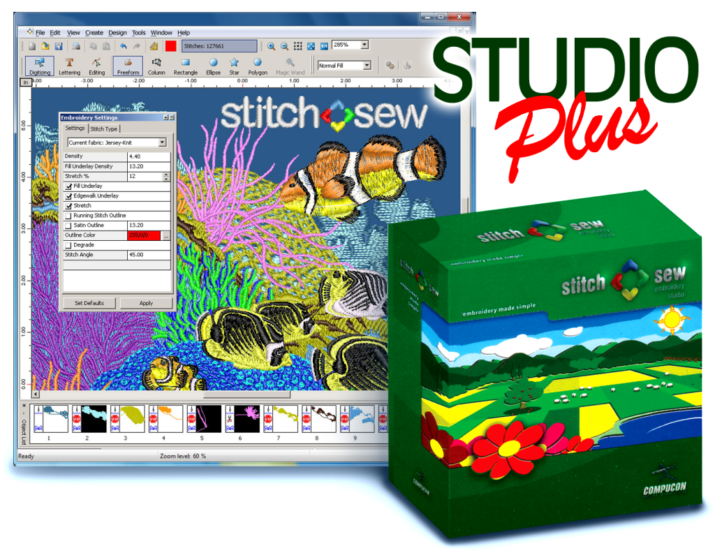 Buzzsize V2 Machine Embroidery Software By Buzz Tools For Sale Online Ebay