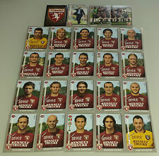 FIGURINE CALCIATORI PANINI 2008-09 SQUADRA TORINO CALCIO FOOTBALL ALBUM