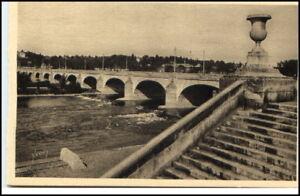 TOURS-Indre-et-Loire-1920-CPA-Bruecke-Pont-de-Pierre