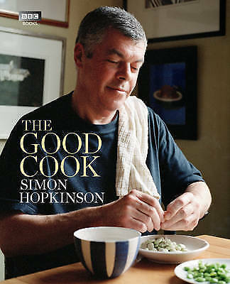 1 of 1 - The Good Cook by Simon Hopkinson..HARDCOVER..LIKE NEW   C12