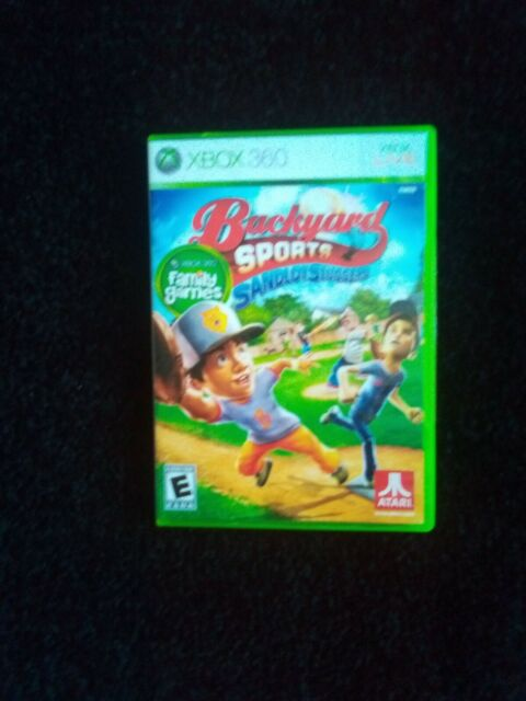 Backyard Sports: Sandlot Sluggers (Microsoft Xbox 360) | eBay