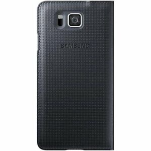 Samsung-S-View-Case-Cover-for-Samsung-Galaxy-Alpha-Black