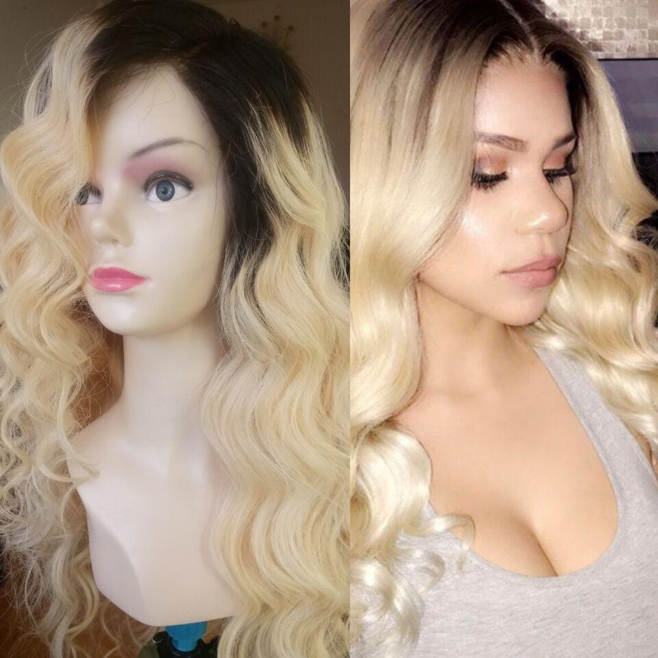 parykker ægte hår