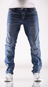 0076eb31ebbe JACK   JONES - Tim Original - AKM765 - Slim Fit - Herren Jeans Hose ...