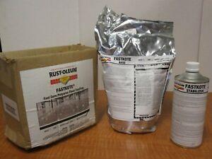 RUST-OLEUM Fast Cure Polyurea Floor Coating, 1 gal  Safety