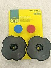 Refco Replacement Knobs M2 7 Set B Amp R Fits All Bm2 Sm2 M2 Amp Apex Manifolds