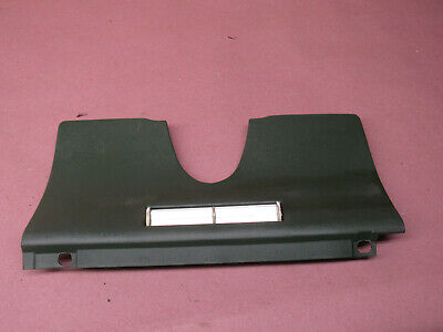 1970-1981 TRANS AM /& FIREBIRD RADIO DELETE COVER PLATE FOR DASH OPENING