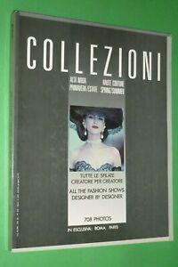 Revista-Raro-Collezioni-Donna-N-6-Spring-Summer-1988-Moda-Disenador-By-Disenador