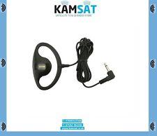 MIC PMR Earpiece Earphone for UNIDEN Cobra Motorola Icom 3.5mm mono jack plug