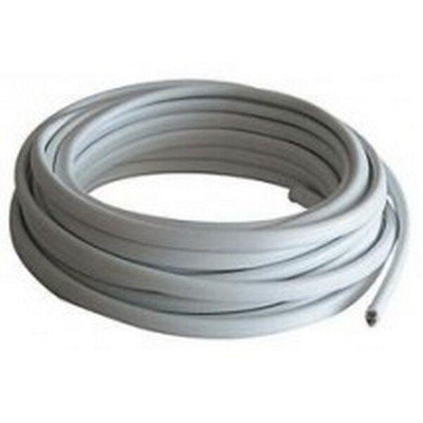 H03VVH2-F Flex Flat Cable 2X0, 75 White
