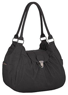 Damen Schulter Imitat Leder Frauen Tasche