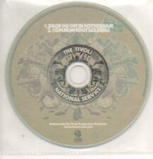 (657K) The Tivoli, National Service - DJ CD
