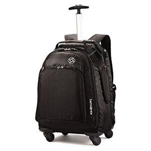 Samsonite MVS Spinner Backpack - Luggage
