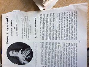 75-1-ephemera-article-peter-stuyvesant-new-netherland-whitridge
