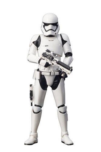 Star Wars STORMTROOPER Soldato FIRST ORDER Figure 18cm 1/10 1/10 1/10 ARTFX Kotobukiya df1504