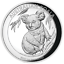 2019-Australian-Koala-1-oz-Dollar-1-Silver-Proof-High-Relief-Coin-Australia thumbnail 5