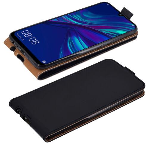"""Huawei p Smart 2019 6.21/"""" funda bolsa flip case plegable protección funda tipo bumper,"""