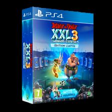 Astérix & Obélix XXL3 et Le Menhir de Cristal Limited edition PS4