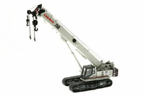 Link-Belt-TCC-750-Crawler-Crane-Tonkin-1-50-Scale-Diecast-Model-LB120700-New