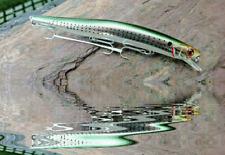 Bass Lure PL115 115mm 17g 0.6-1.8m dive #6 VMC hooks Pure Chromer Sprat Bass