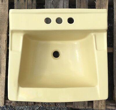 Vintage 1971 Harvest Gold Gerber Bathroom Sink Ebay