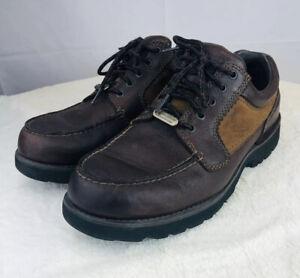 Rocketport-Hydro-Shield-Waterproof-Casual-Dress-Shoes-Men-s-Sz-12W-MR3391