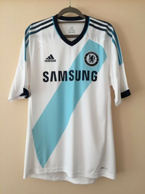 Chelsea 2012-2013 Away Jersey Football Shirt Maillot ADIDAS X24266 M BNWT 2cc684b9b