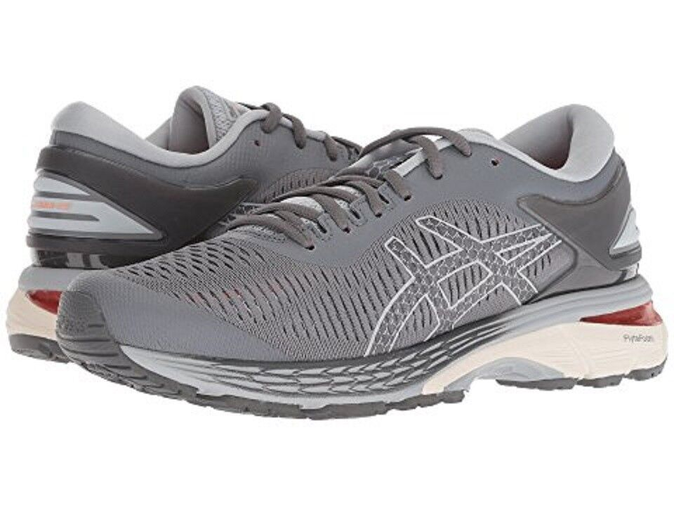 ASICS 1012A026.020 GEL-KAYANO® 25 Wmn's Price reduction Carbon/Mid-Grey Mesh Running Shoes Great discount