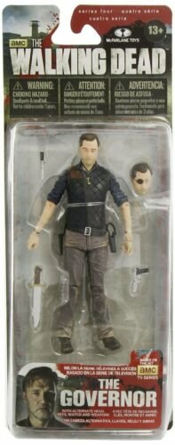 The Walking Dead Series 4 McFarlane The Governor Action Figure