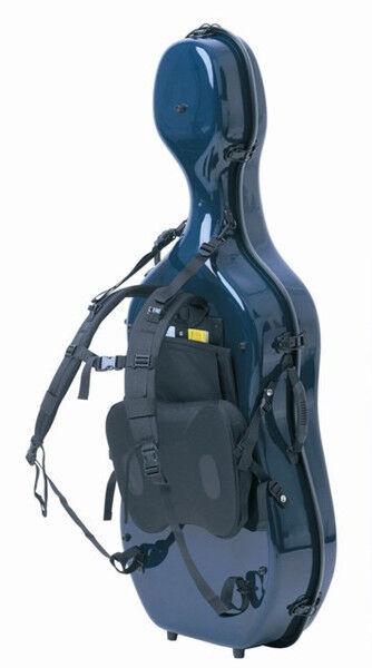 Fiedler Universal Back-Pack Sistema para Violonchelo Estuche Regalo