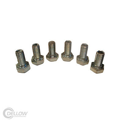 Pressure Plate Bolt Kit (Set of 6) for Holden Commodore (V6) VP VR VS VT