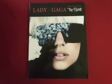 Lady Gaga - The Fame . Songbook Notenbuch Piano Vocal Guitar PVG
