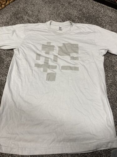 autechre shirt Exai Large Bleep Aphex BoC