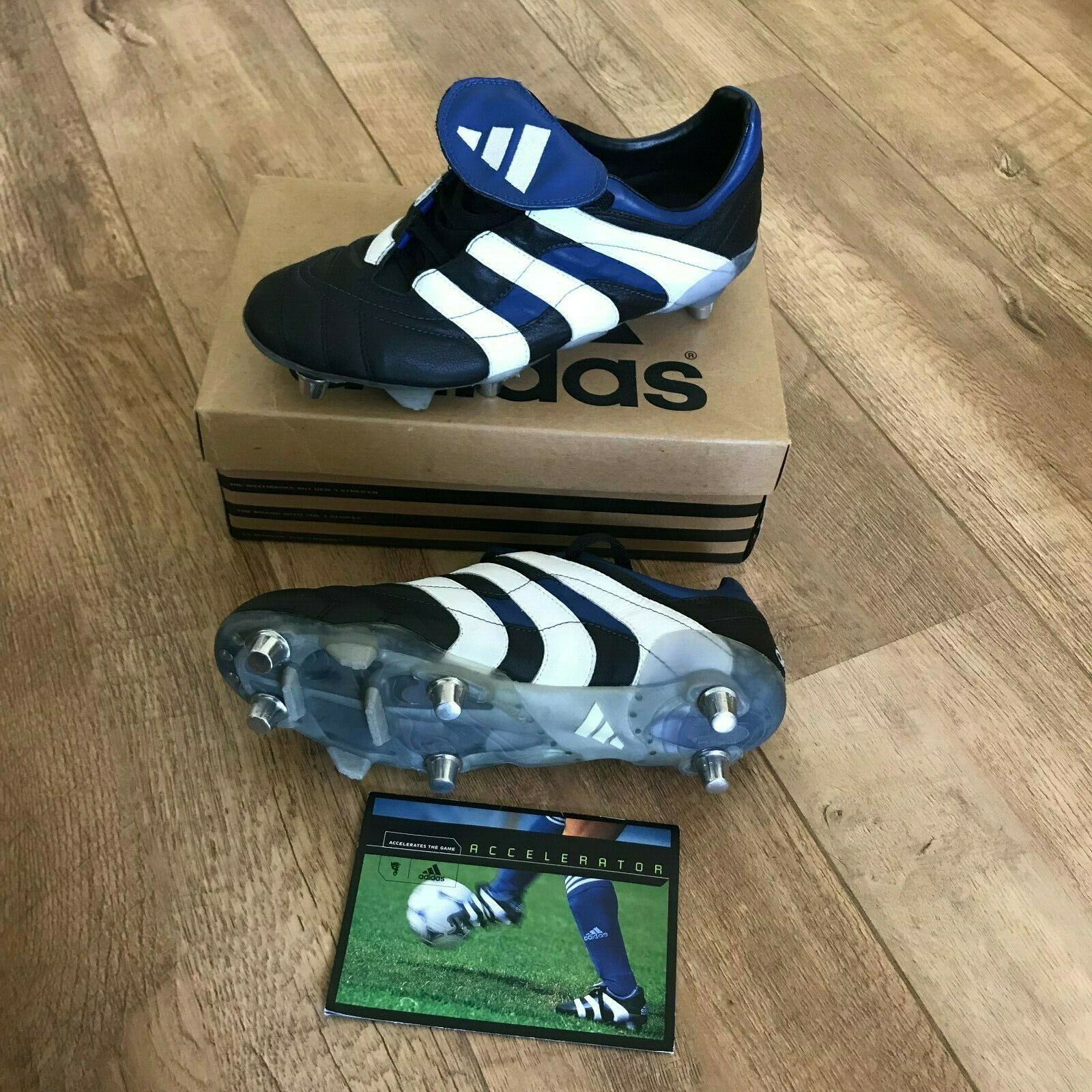 ADIDAS Prossoator ACCELERATORE SG US 8 MANIA assoluto powerswere Touch 1998