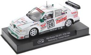 Slot.it sica 35d Alfa Romeo 155 DTM nurburgring 1994 #26