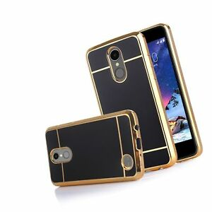 wholesale dealer 14849 762cd Details about TabPow LG Aristo Case, Electroplate Slim Glossy Finish, Drop  Protection, ... NEW