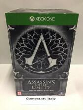 ASSASSIN' S CREED UNITY NOTRE DAME COLLECTOR'S EDITION XBOX ONE - NUOVO NEW ITA