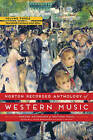 Norton Recorded Anthology of Western Music: Part 3 by J. Peter Burkholder, Claude V. Palisca, Donald Jay Grout (DVD, 2014)