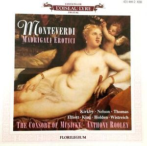 Monteverdi-Madrigali-Erotici-The-Consort-Of-Musicke-Anthony-Rooley