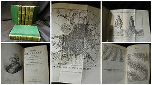 Storia-di-Milano-Pietro-Verri-Milano-Tipografia-di-Paolo-Lampato-1840-5-vol