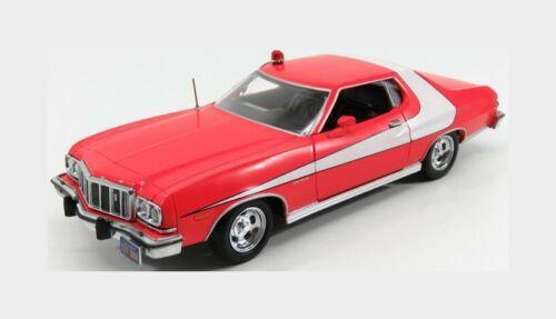 Ford Usa Gran Torino Coupe 1976 Starsky /& Hutch Red GREENLIGHT 1:24 GREEN84042