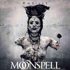 Moonspell Extinct LP Vinyl (us) 33rpm
