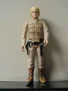 Vintage Kenner Star Wars ESB 1980 Luke Skywalker (Bespin Fatigues)-Hong Kong LFL