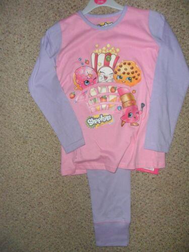 ages 4-5 7-8 et 9-10 ans Shopkins pyjamas 5-6