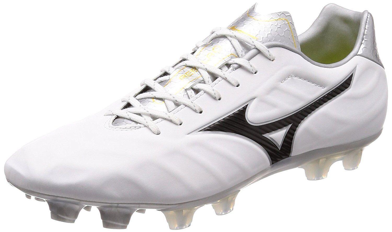 Mizuno Fútbol Fútbol Zapatos Spike Rebula V2 SL P1GA1884 blancoo US11 (29 Cm)
